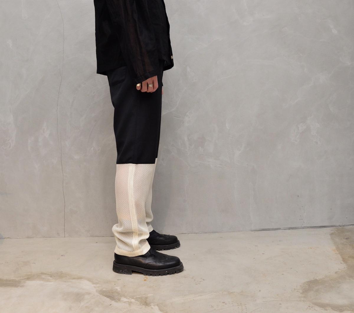 RANDY 「 Personal / black × white 」