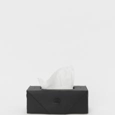 Hender Scheme「tissue box case for celebrity / black 」