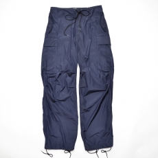 AURALEE「 LIGHT NYLON FATIGUE PANTS 」