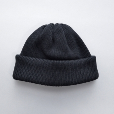 crepuscule「 Knit cap / Black 」