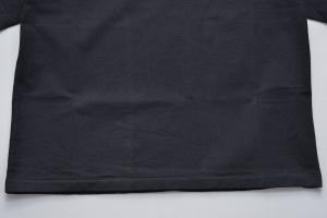 AURALEE 「 STAND-UP TEE / BLACK 」--08