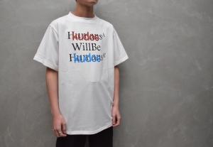 BLUFCAMP×KUDOS 「 BLUFCAMP/KUDOS T-SHIRT / WHITE 」