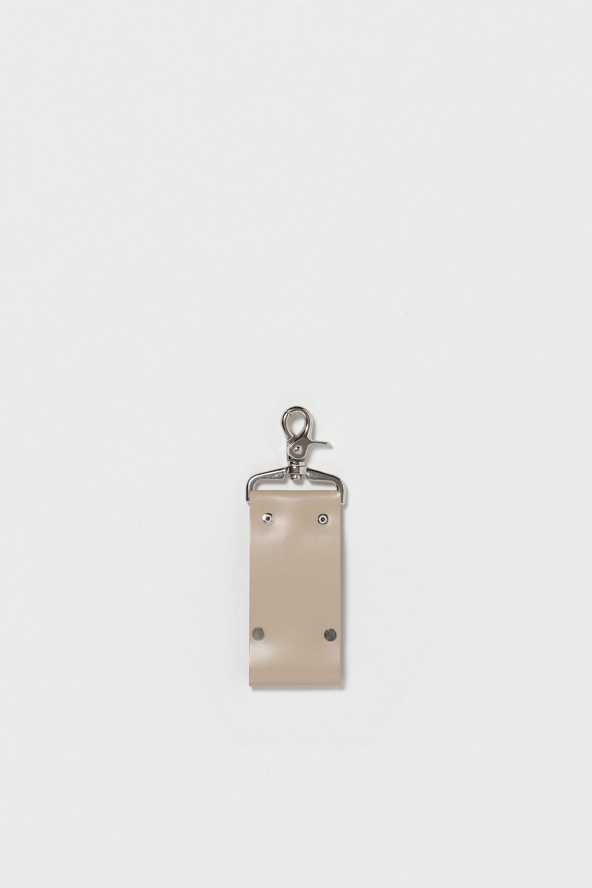 Hender Scheme「assemble key case / beige 」