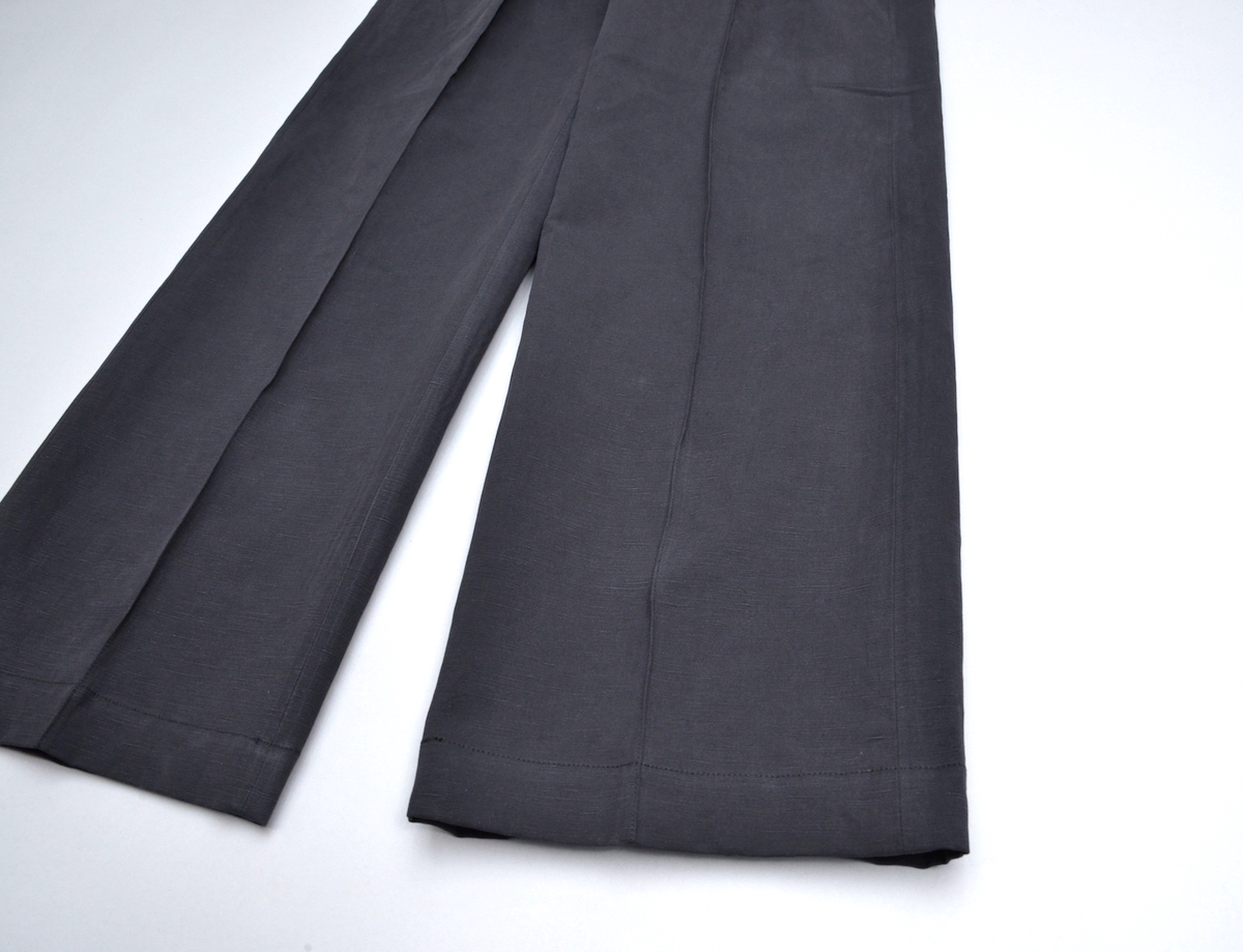 OLD JOE BRAND.「FRONT TUCK ARMY TROUSER / GRAPHITE 」