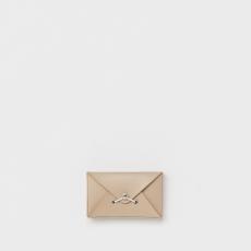 Hender Scheme 「 assemble envelope card case / beige 」