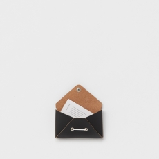 Hender Scheme 「 assemble envelope card case / black 」