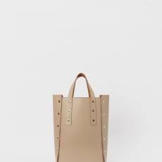 Hender Scheme「assemble hand bag tall M / beige 」