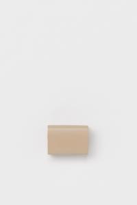 Hender Scheme 「 assemble wallet / beige 」