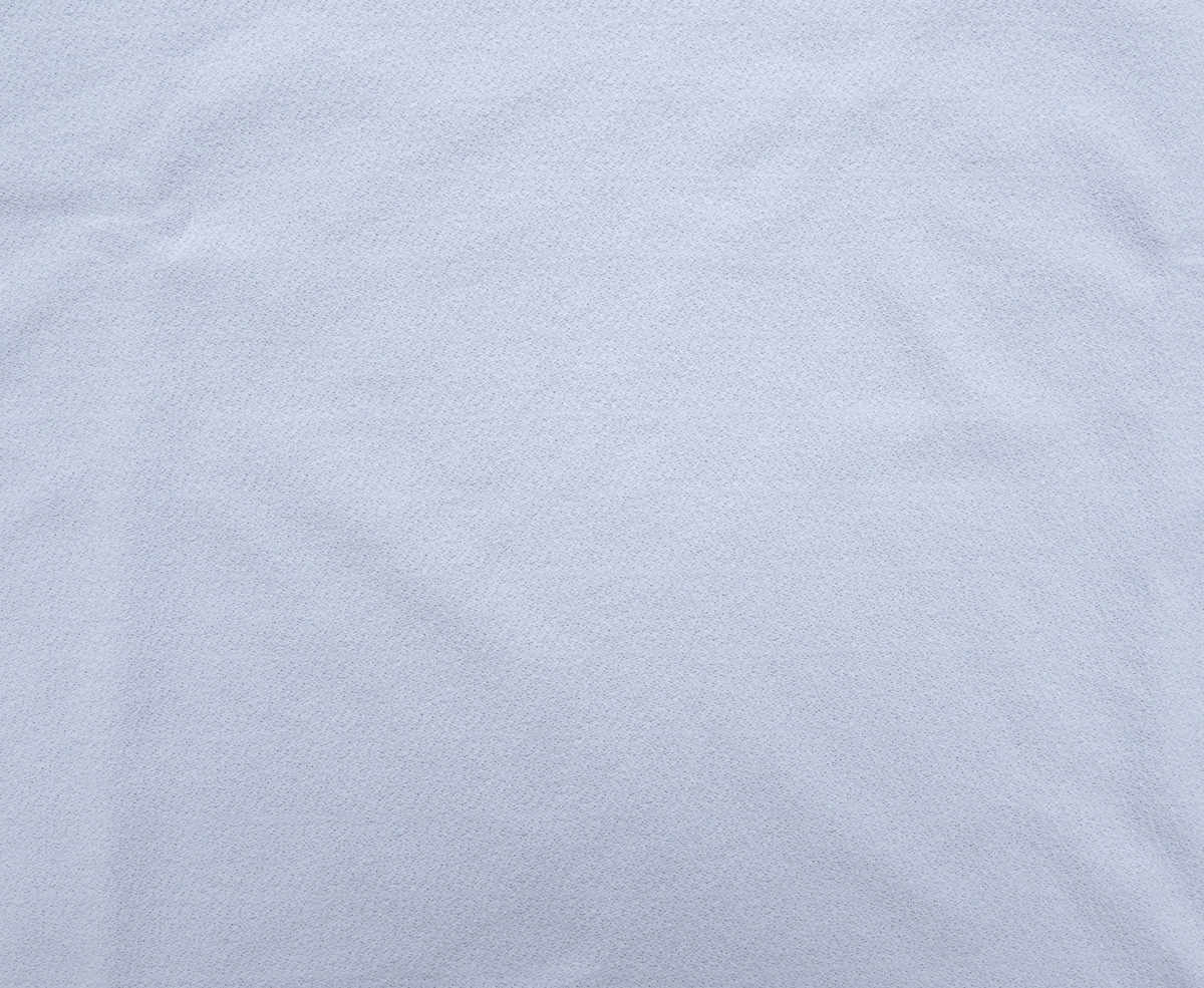 AURALEE 「 HARD TWIST AMUNZEN DOUBLE CLOTH TEE / LIGHT BLUE 」