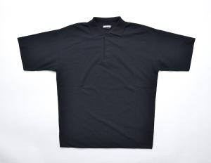 AURALEE 「 HARD TWIST AMUNZEN DOUBLE CLOTH POLO / BLACK 」--03