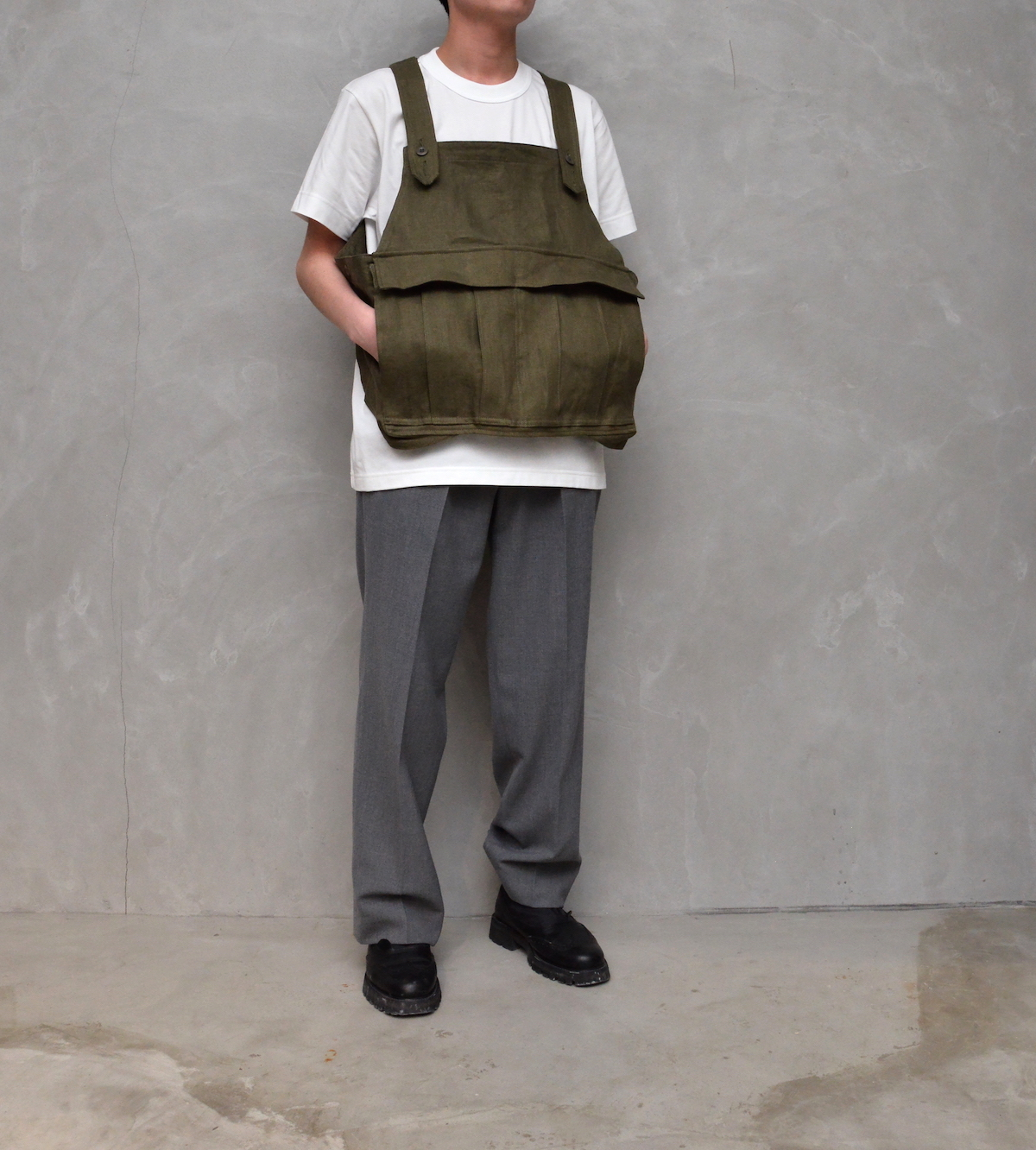 BROWN by 2-tacs「 SEED IT / OLIVE 」