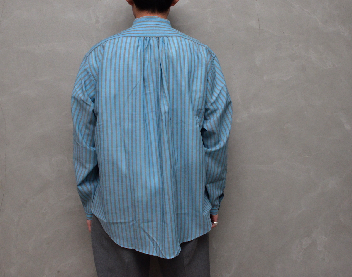 BROWN by 2-tacs 「 STAND COLLAR 」