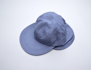 NOROLL 「 AWNING CAP / BLUE