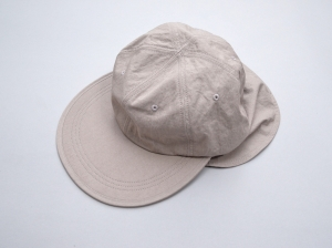 NOROLL 「 AWNING CAP / BEIGE