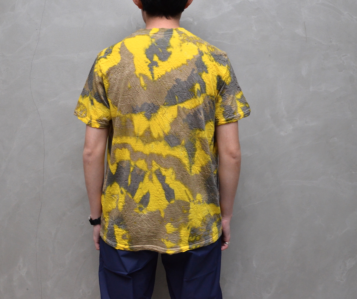 BROWN by 2-tacs 「 BAA #1 POCKET -DYEING- 」