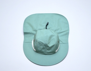 COMFORTABLE REASON 「 SUMMER PLACE HAT / PEACOCK 」