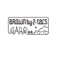 BROWN by 2-tacs「 ALOHA / GRAY 」--15
