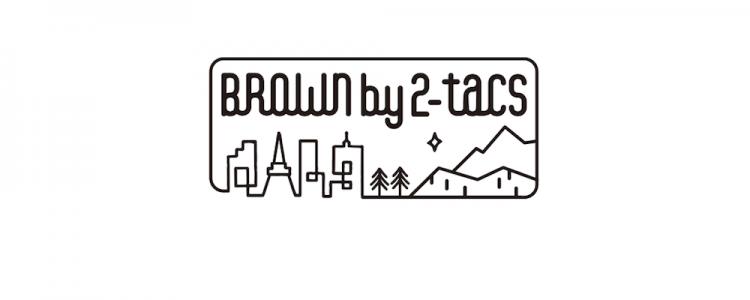 BROWN by 2-tacs「 ALOHA / GRAY 」--15
