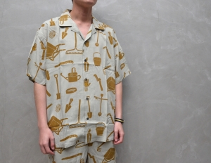 BROWN by 2-tacs「 ALOHA / GRAY 」--01