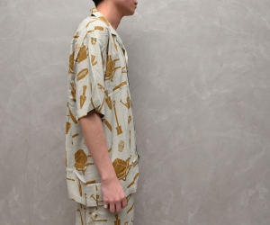 BROWN by 2-tacs「 ALOHA / GRAY 」--16