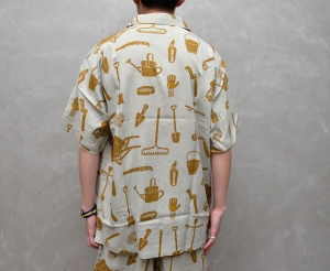 BROWN by 2-tacs「 ALOHA / GRAY 」--17