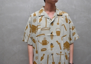 BROWN by 2-tacs「 ALOHA / GRAY 」--18
