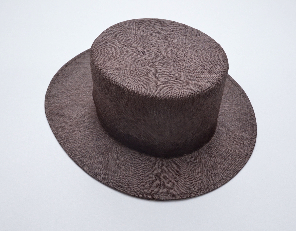 BROWN by 2-tacs 「 ROUND TAIL HAT 」