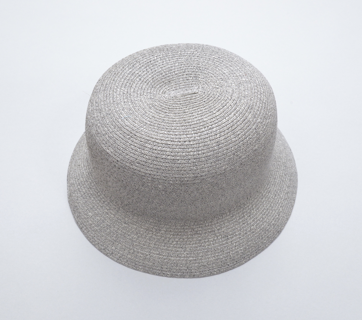 BROWN by 2-tacs「 DOWN BRIM HAT / GRAY 」