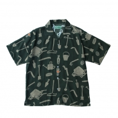 BROWN by 2-tacs「 ALOHA / DARK GREEN 」