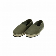 BROWN by 2-tacs「ESPADRILLES / OLIVE 」