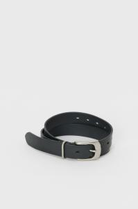 Hender Scheme 「 shrink shoulder belt / black/AS 」