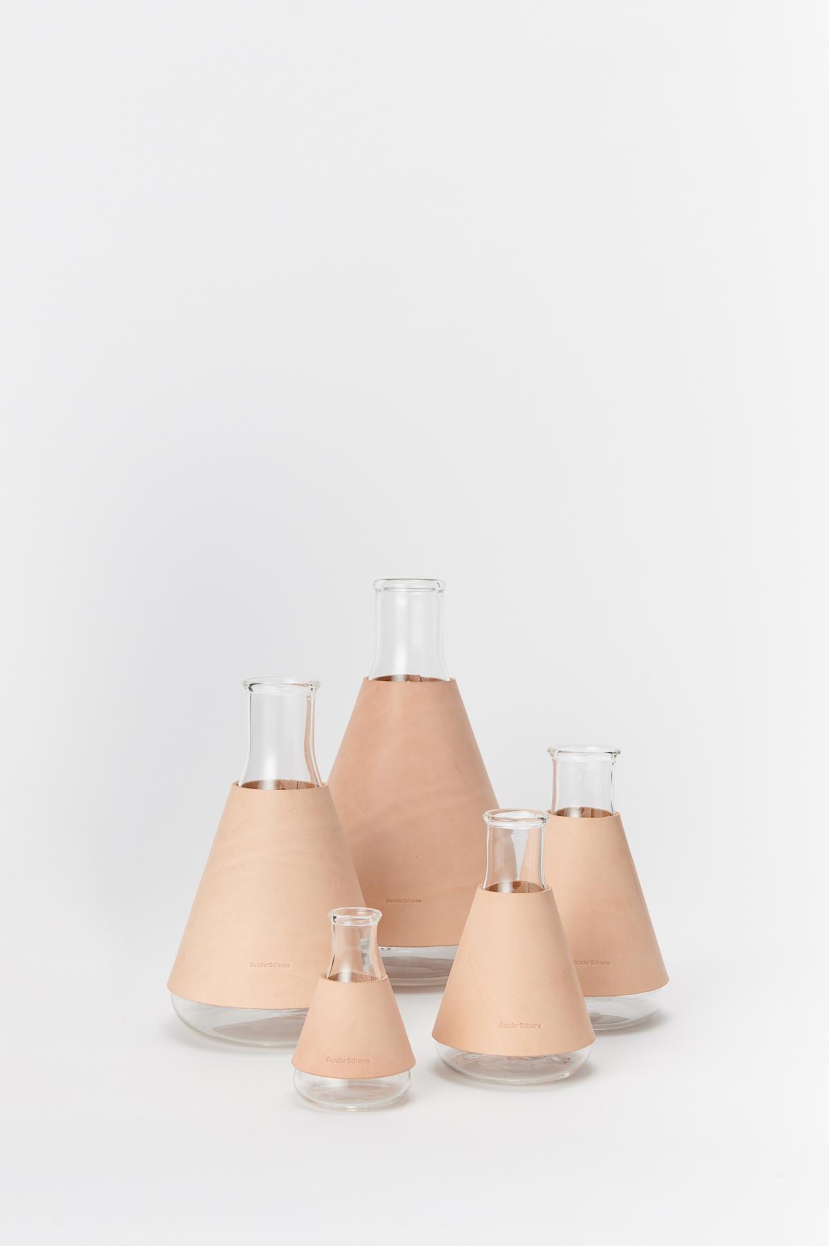 Hender Scheme – science vase:化瓶- 「 Erlenmeyer flask 2000ml 」