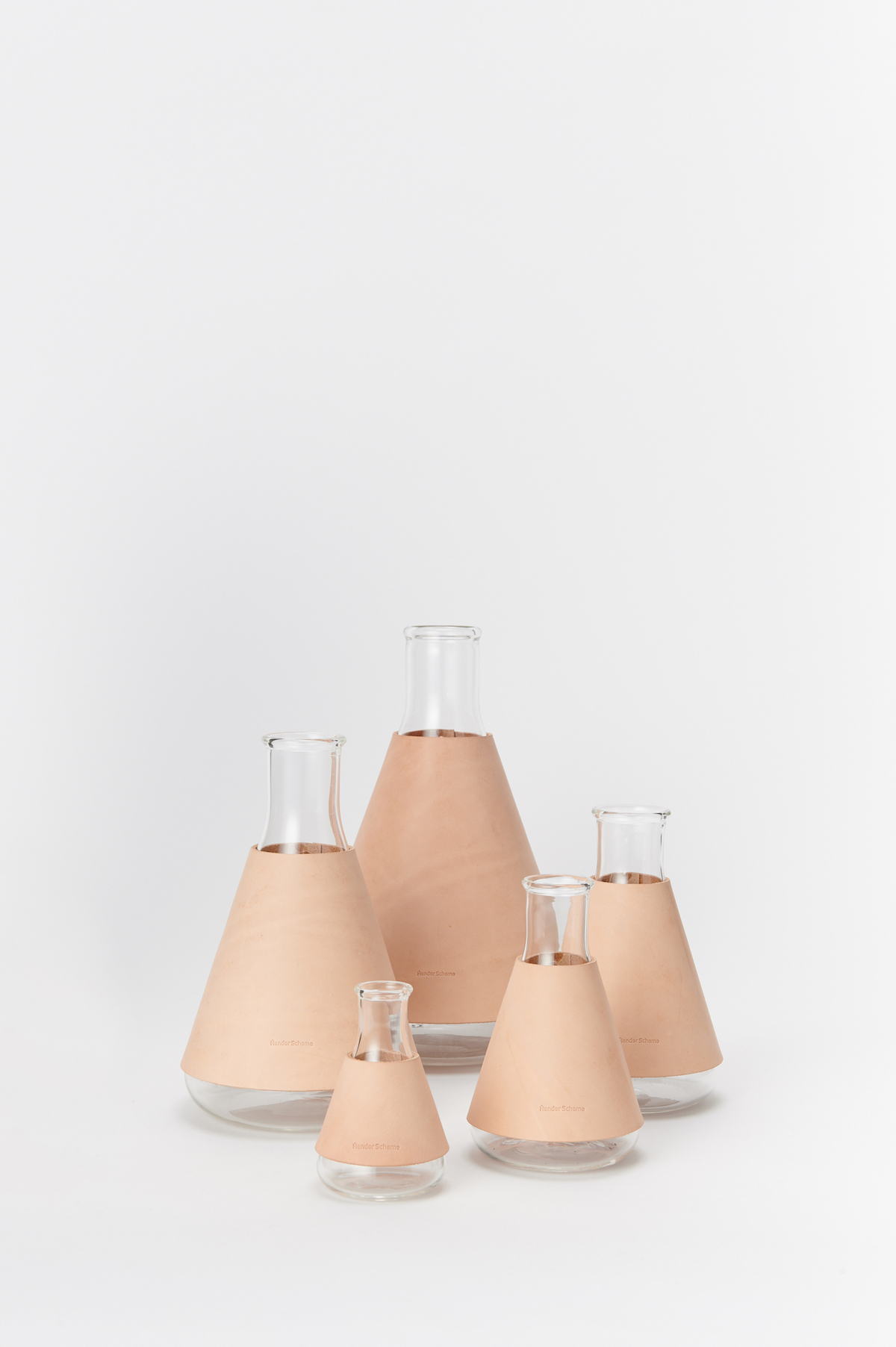 Hender Scheme – science vase:化瓶- 「 Erlenmeyer flask 300ml 」