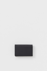 Hender Scheme 「 folded card case / black 」