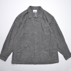 Marvine Pontiak shirt makers 「 Drizzler SH - Brown 」