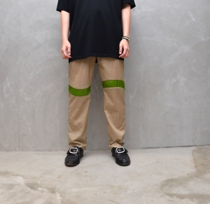 "RANDY 「 "" Juice "" / Beige × Green 」"
