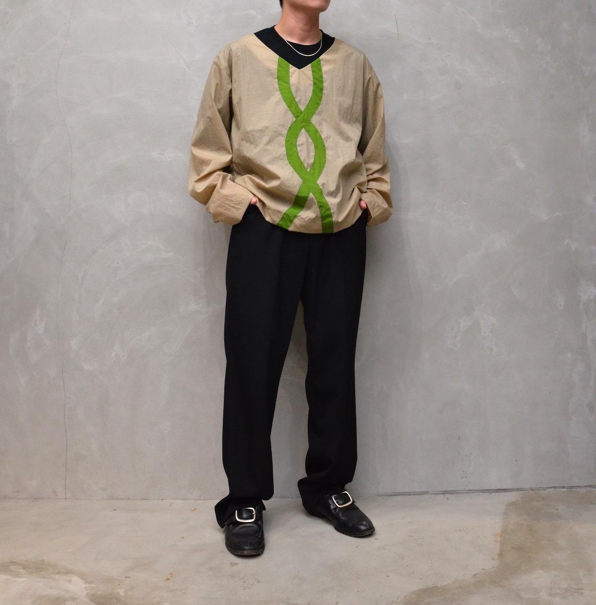 "RANDY 「 "" Sunday "" / Beige × Green 」"