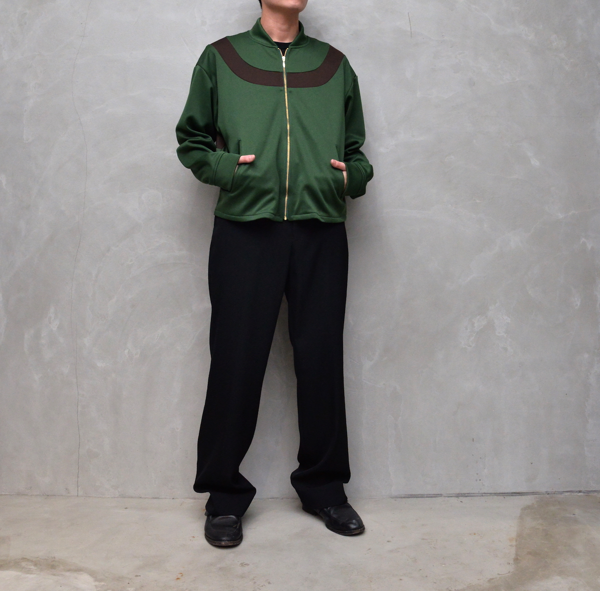 "RANDY 「 "" Orange "" / Green × Brown 」"