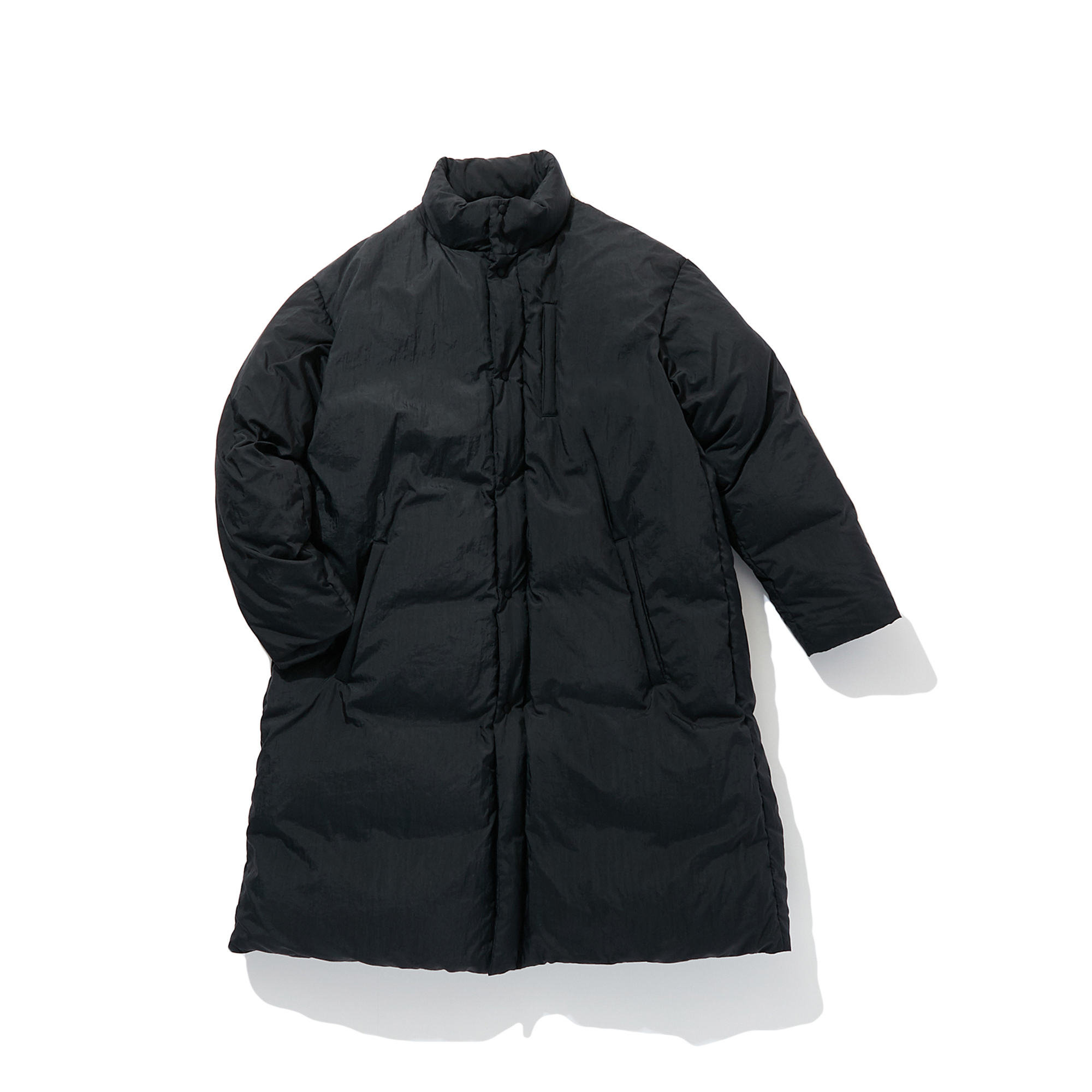 POLYPLOID「STAND COLLAR PUFFER COAT TYPE-C 」
