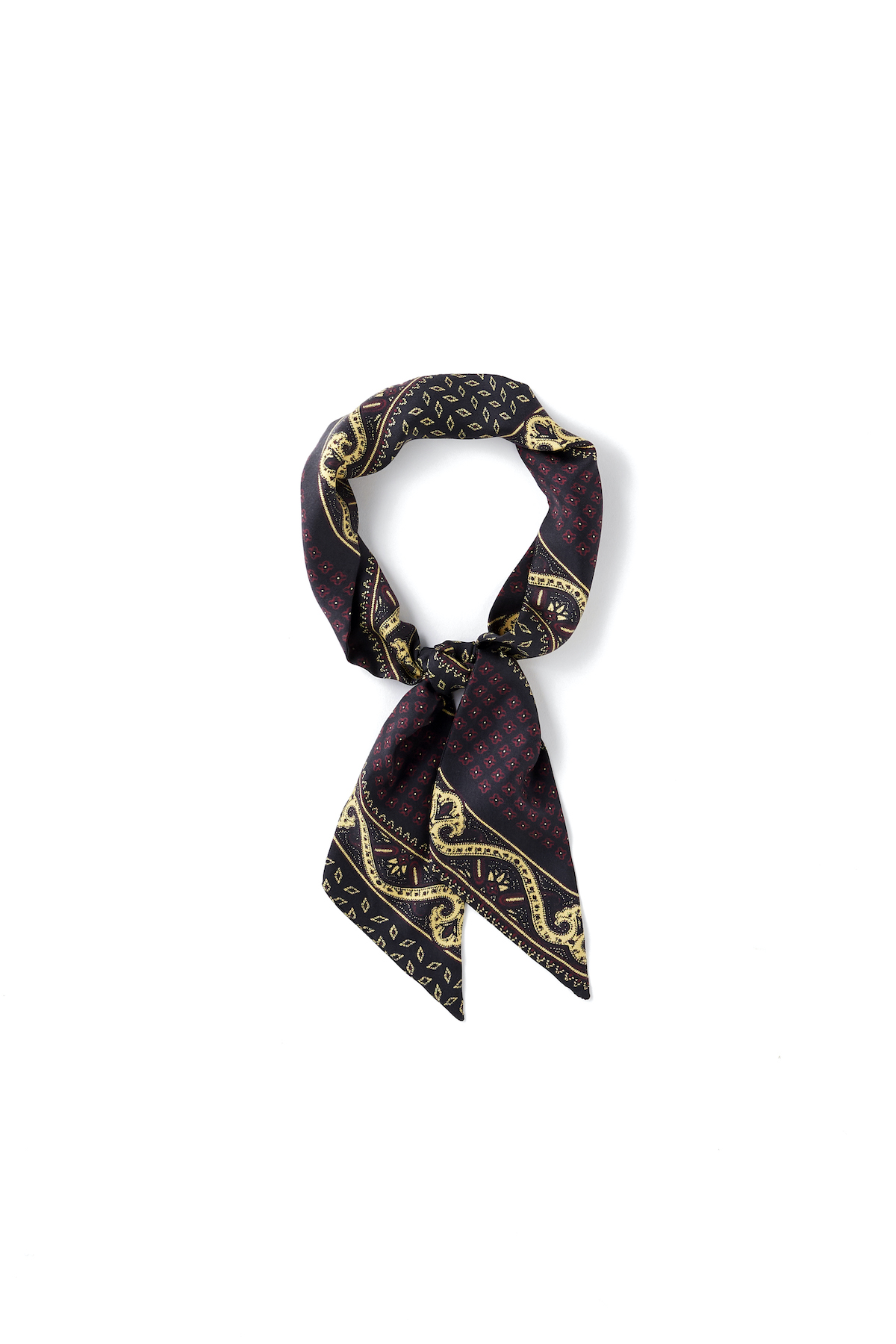 OLD JOE BRAND. 「SCARF TIE / BLACK」