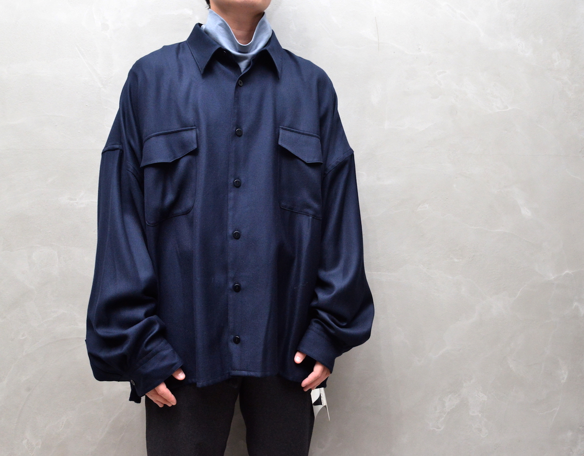 WHOWHAT 「 5X SHIRT TYPE,4   - SHORT LENGTH - 」