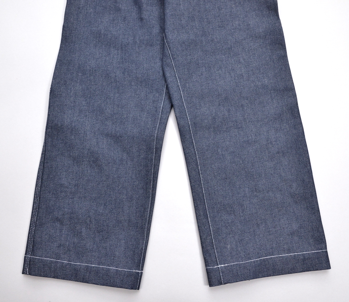 CAMIEL FORTGENS 「 10.05.06 WORKER DENIM PANTS 」