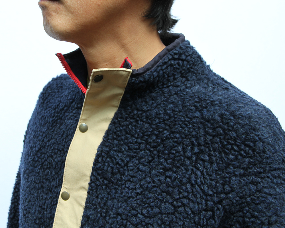 BROWN by 2-tacs「 RA-ANORAK 」