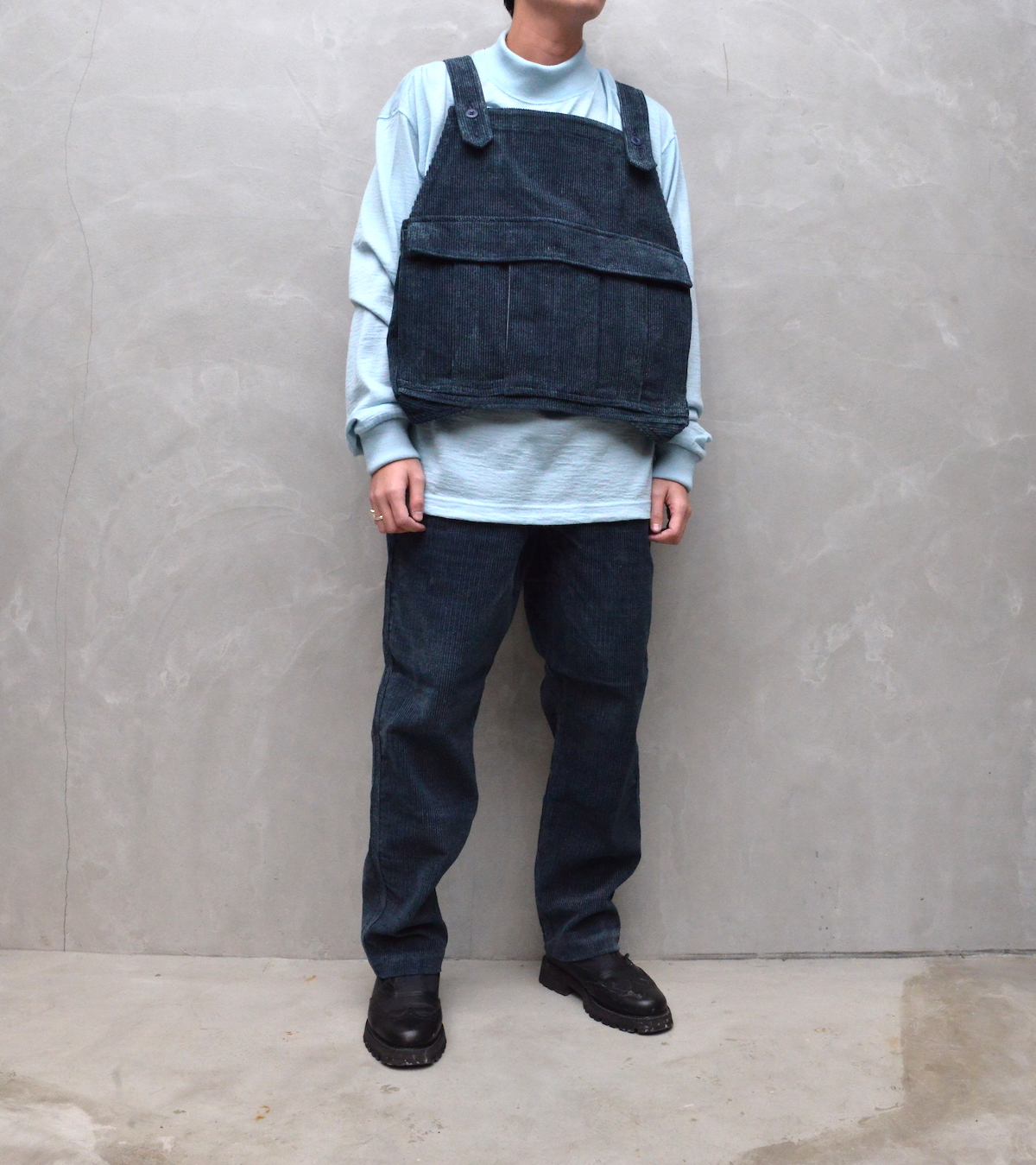 BROWN by 2-tacs「 SEED IT / CUT INDIGO 」