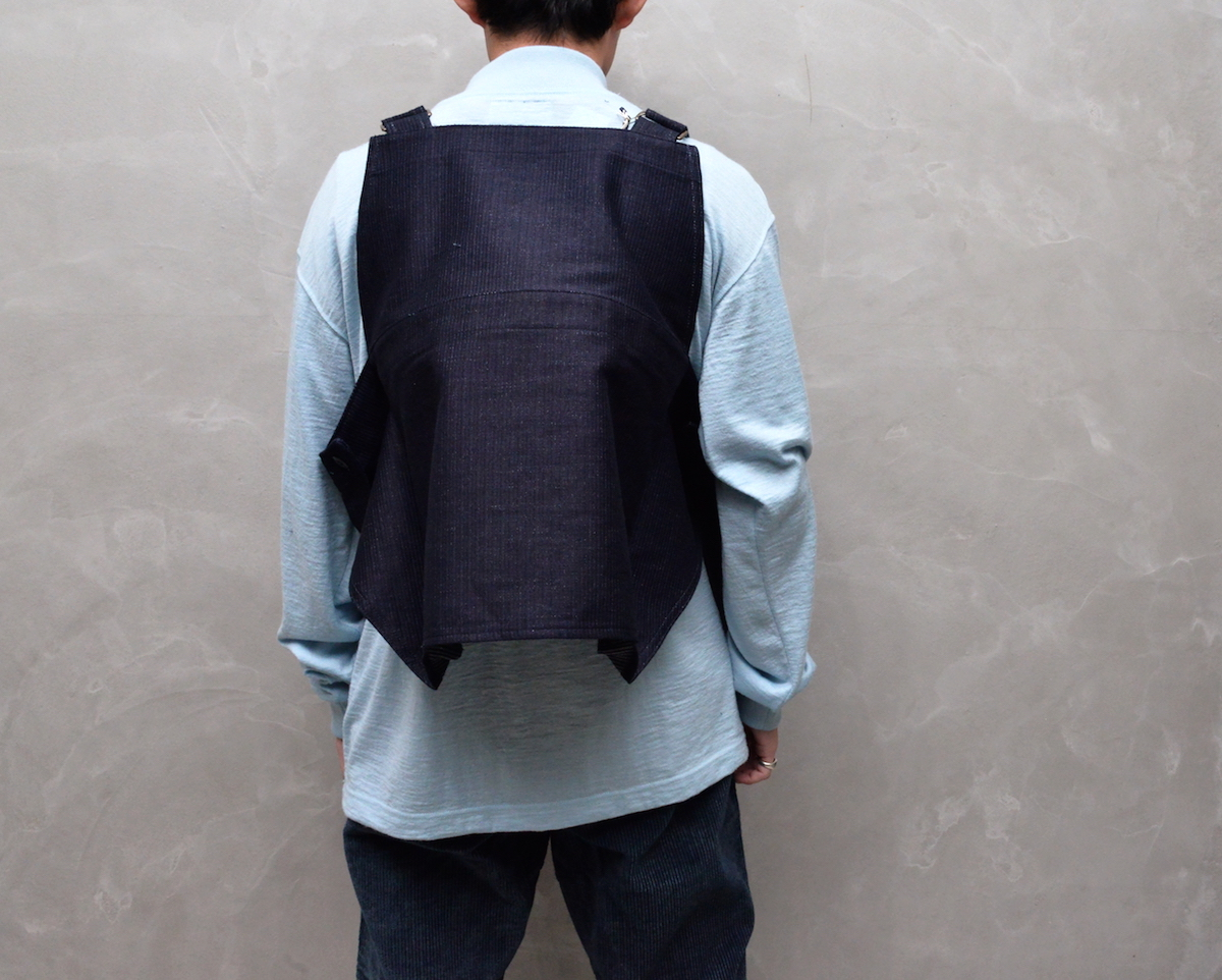 BROWN by 2-tacs「 SEED IT / UNCUT INDIGO 」