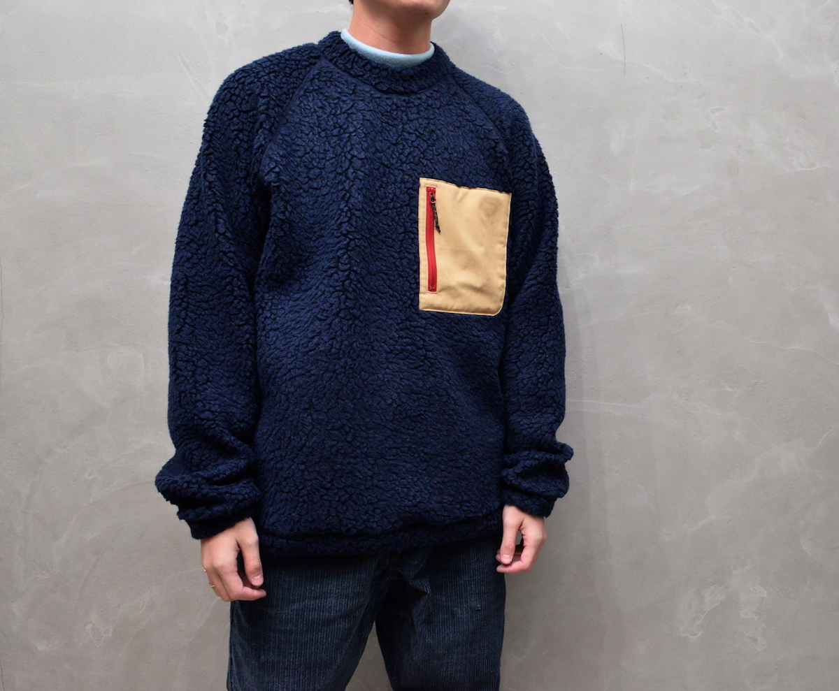 BROWN by 2-tacs「 RA-CREW / NAVY 」