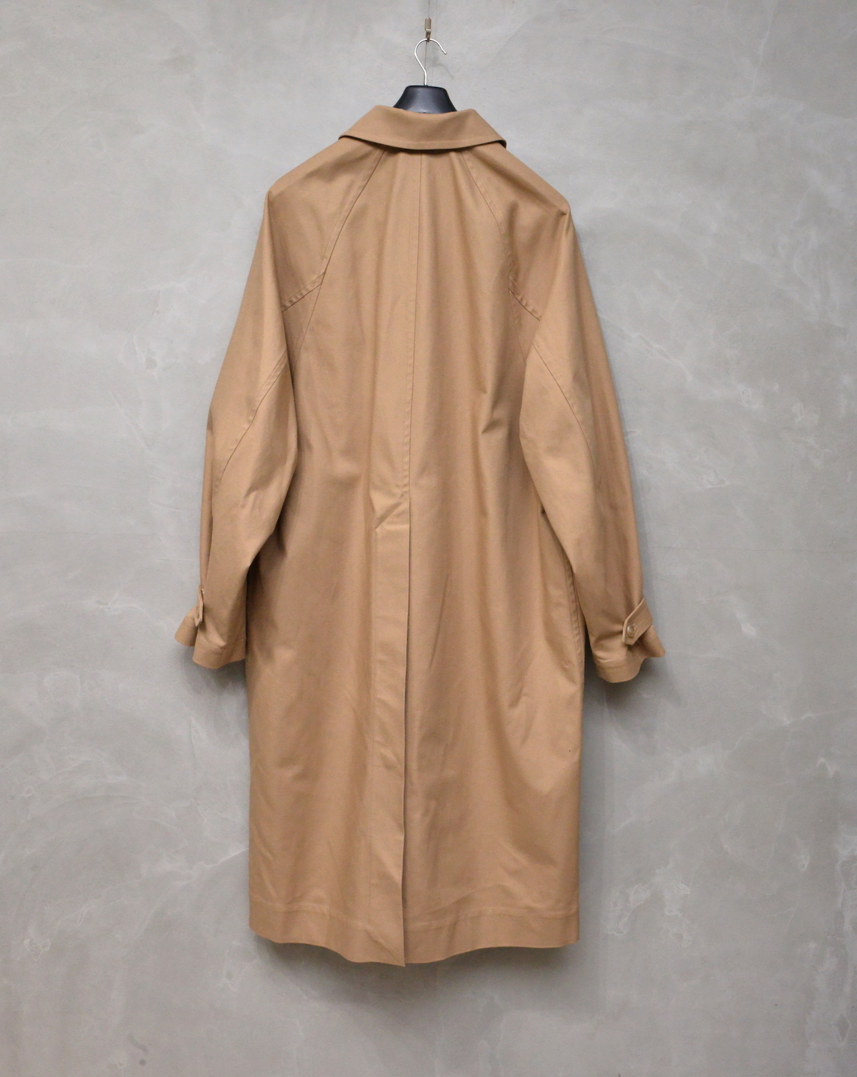 HED MAYNER 「 TRENCH COAT 」
