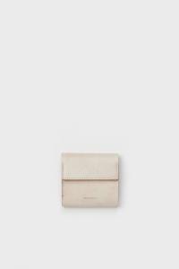 Hender Scheme「clasp wallet / ivory」
