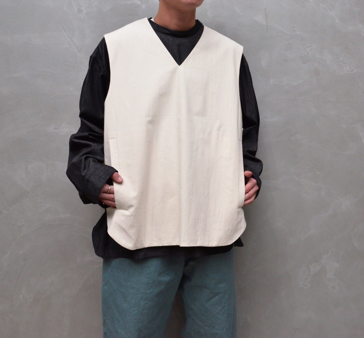 POLYPLOID 「 VEST TYPE-A : 2021SS 」