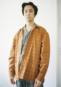Marvine Pontiak shirt makers 「 Drizzler SH - Brick CH 」